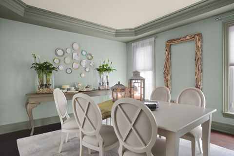 Benjamin Moore's Top Selling Paint Colors; 2012 Color of the Year