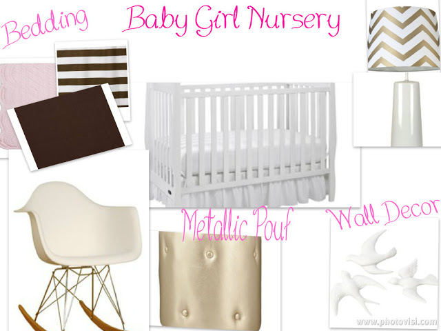Affordable Luxury… Nursery Designed Using ONLY Target Items