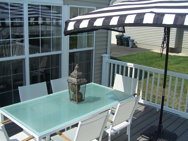 Project Complete: New Modern (Resort-Inspired) Deck