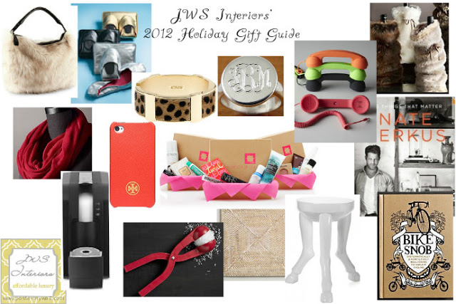 HOLIDAY GIFT GUIDE !