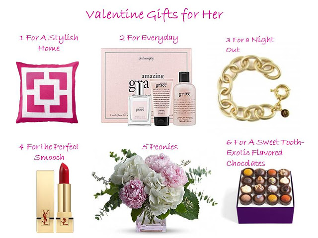JWS Interiors' Chick Pics: What A Girl Wants (For V-Day)