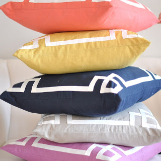 Stuff Going On/Caitlin Wilson Pillows