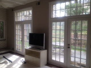 Family Room Project– Making a HUGE Transition