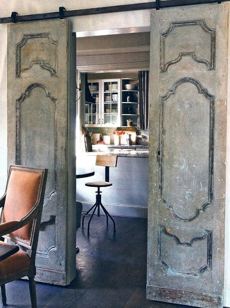 Architectural Elements–Hanging Doors
