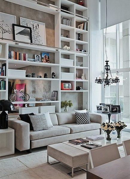 Organization–All About Bookshelves