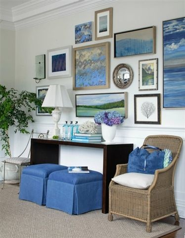 Inspiration: Cobalt Blue