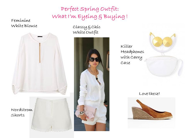 The Perfect Spring Outfit: What I'm Eyeing & Buying