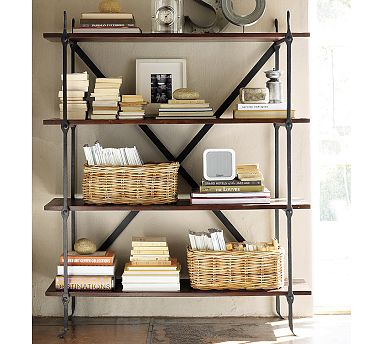 Monday Musing–Decorated Bookshelves