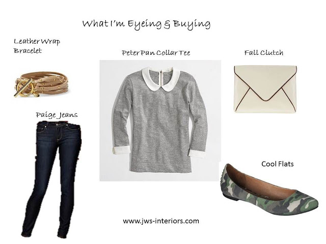 Fall Fashion: What I'm Eyeing & Buying