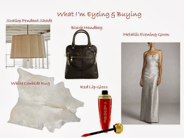 What I'm Eyeing and Buying: Home, Beauty & Fashion