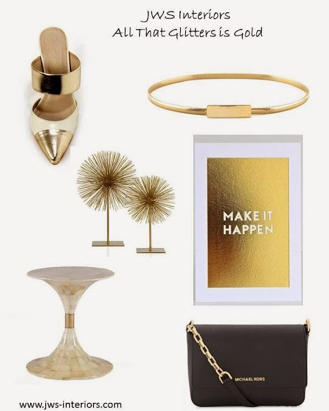 All That Glitters…. Gold Picks for Fashion & Home