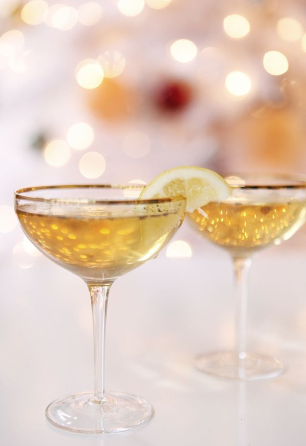 The Etoile Champagne Cocktail