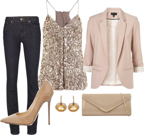 """""""Casual New Years"""" by mirary ❤ liked on Polyvore"""