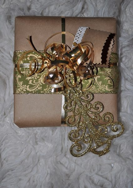 Holiday Wrap Ideas (part 2) /Weekend Project