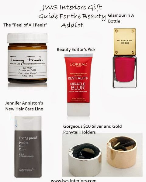Gift Guide For The Beauty Addict