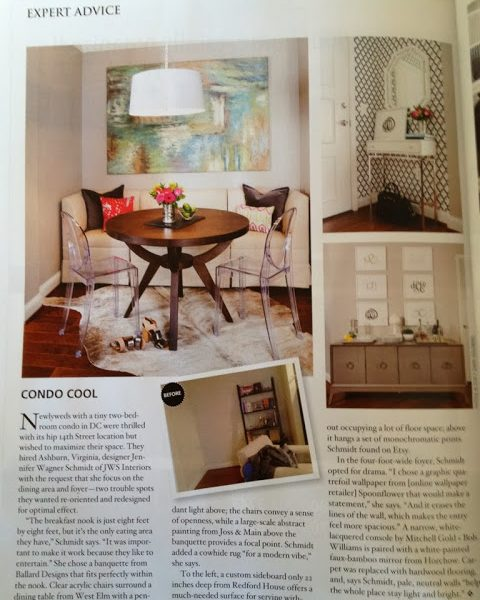 Project Reveal in  Home & Design Magazine