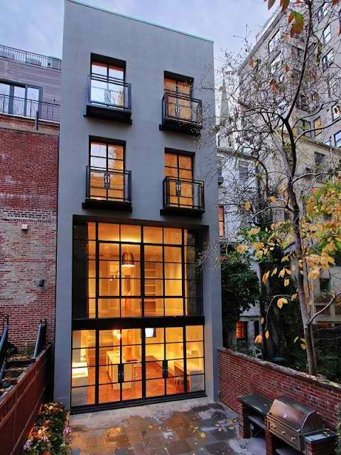 NYC Townhouse i want to live here