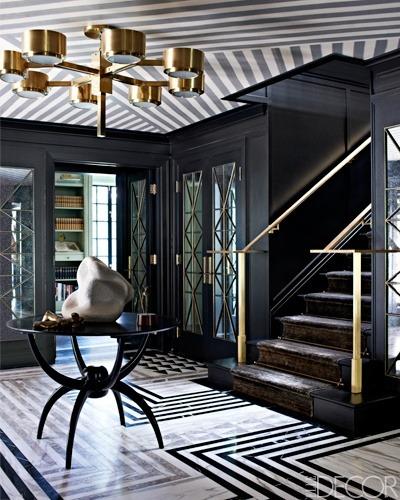 Decorator details (via @ElleDecor). #Design #Interiors