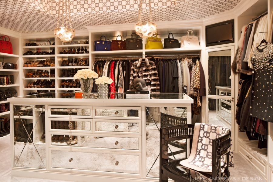 Young, Fabulous and Want a Glam Closet?