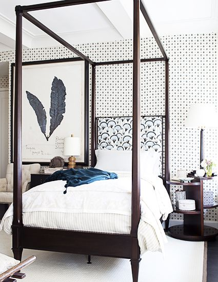 A Look of Luxury: Canopy Beds