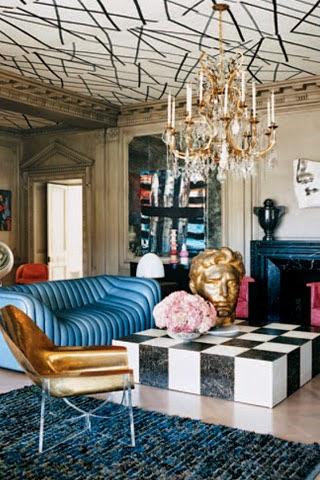 Glamour Girl: Kelly Wearstler Is the Designer to Inspire