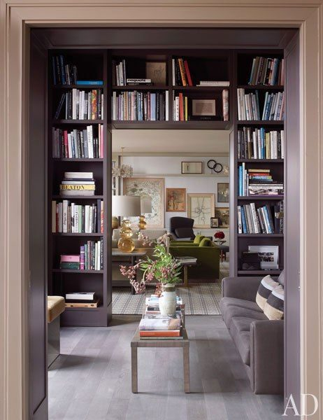 Stacking Up: Great Uses of Bookshelves