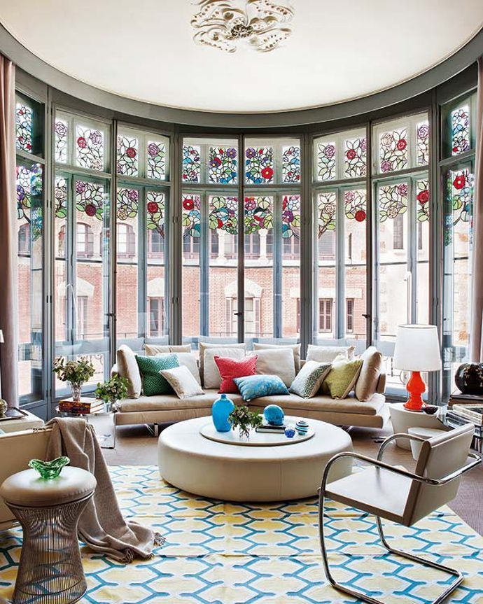 Beautiful Interiors: El Palauet Living Barcelona Hotel
