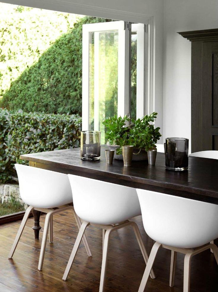 indoor outdoor dining | Est Magazine