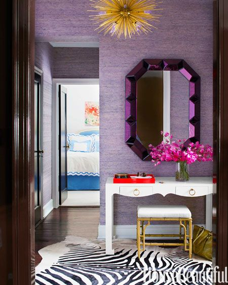 Bold Decor–Glitz and Glam