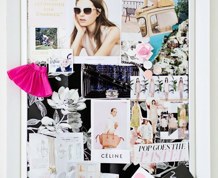 The Most Beautiful Inspiration/Idea Boards
