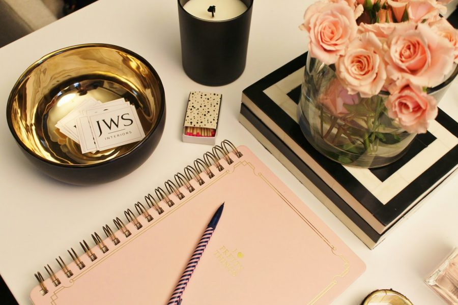 My Newly Styled Desk & Links You'll Love