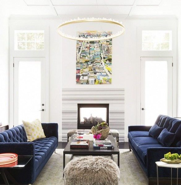 Mixing it Up: Using 2 Different Sofas in A Space