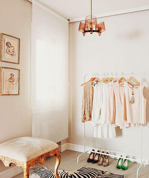 One Glamorous Bedroom