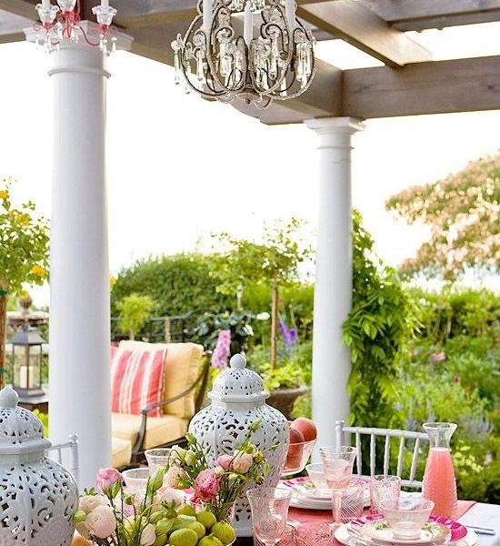 Outdoor Deck/Patio Decor Ideas