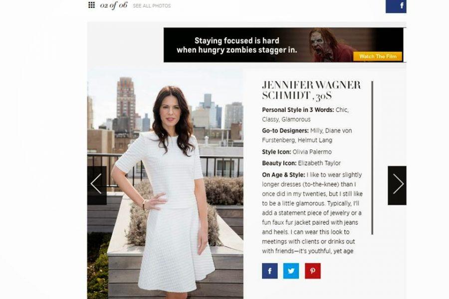 Harper's Bazaar Online Coverage