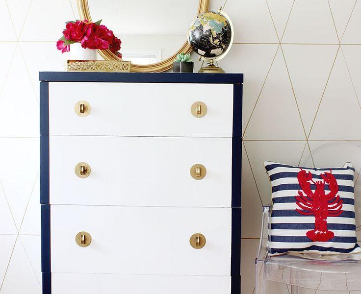 Friday Favorite: A Fabulous DIY Chalk Paint Dresser