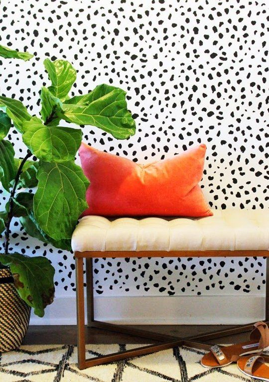 DIY the Trend: 8 DIY Projects With Dalmatian Dots | Apartment Therapy