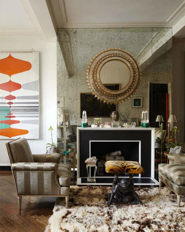 Fireplace Decorating Ideas 21