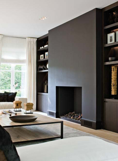 Fireplace Decorating Ideas 6
