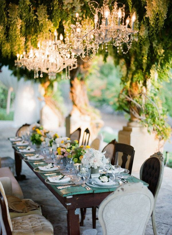 Things We Love....Garden Parties! — Providence Design - http://providenceltddesign.com/home/things-we-lovegarden-parties