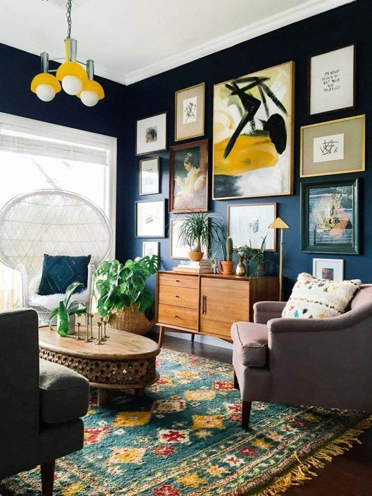 The New Living Room: 4 Top Trends | Apartment Therapy