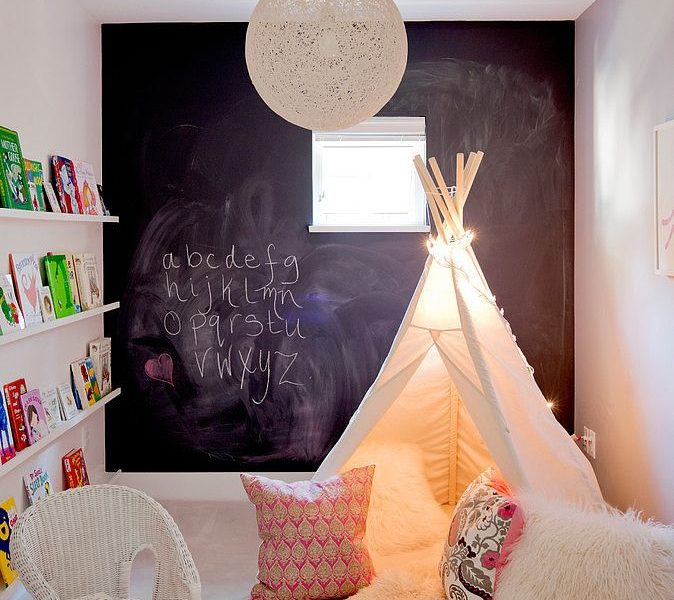 Adorable Kid/Teen Spaces and My Number 1 Pinned Room on Pinterest