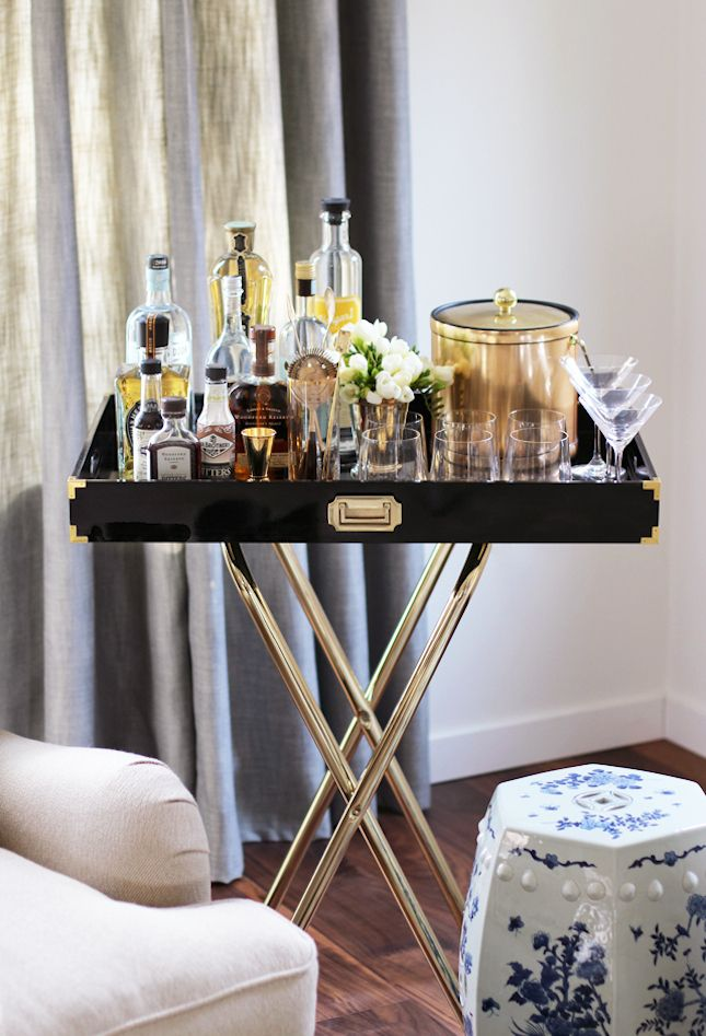 20 gorgeous essentials for the perfect home bar