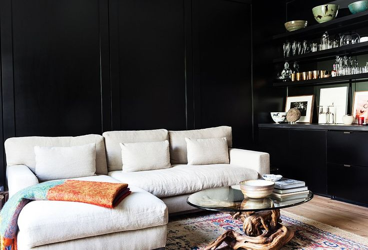 5 Killer Rooms That Say Wow with Black Paint