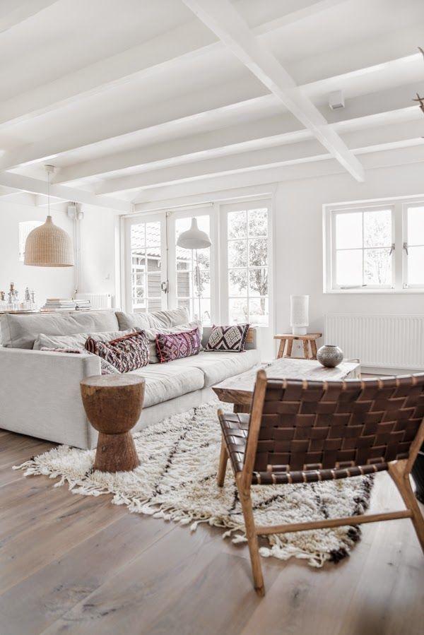 Danielle de Lange - the style files home // My Little Home Blog:
