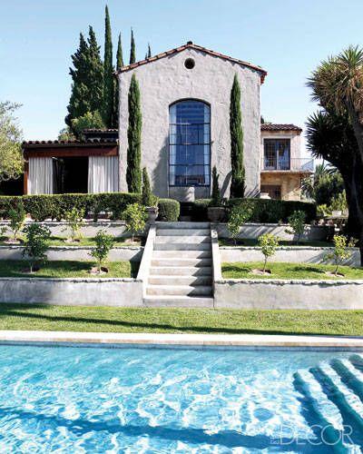 5 Celebrity Homes I Love