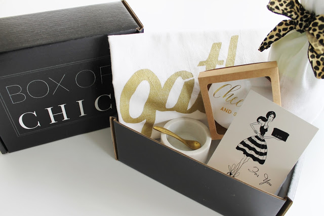 Box Of Chic Special Discount Code for JWS Interiors' Readers