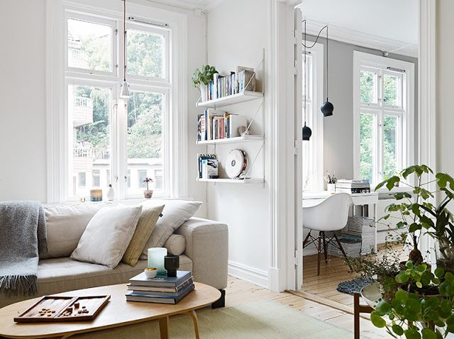 Gothenburg apartment. Stadshem: