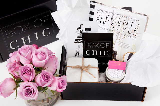 Box of Chic Jan/Feb Revealed! Our Best Box Yet!