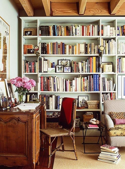 Home library: